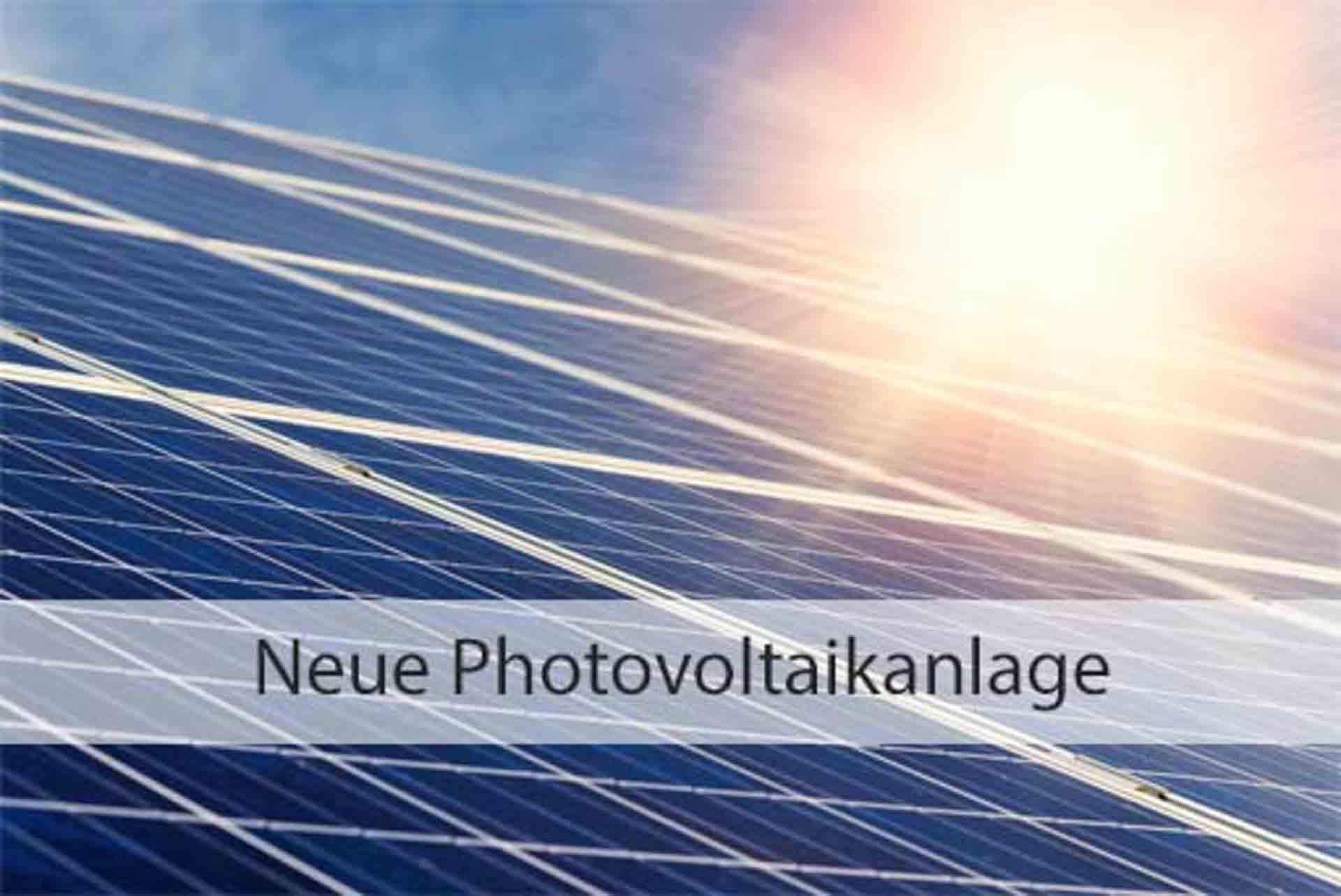 Neue Photovoltaikanlage | Papier-Schäfer GmbH & Co. KG