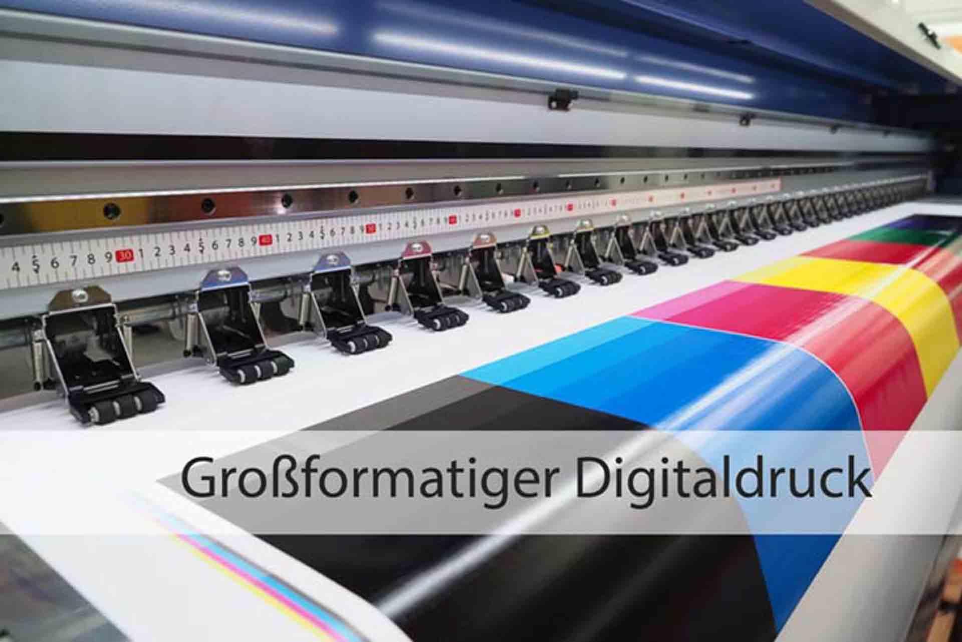 Großformatiger Digitaldruck | Papier-Schäfer GmbH